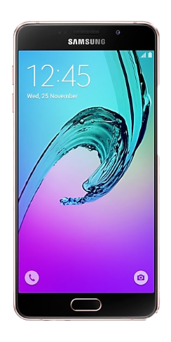 Samsung Galaxy a7 sort 2016