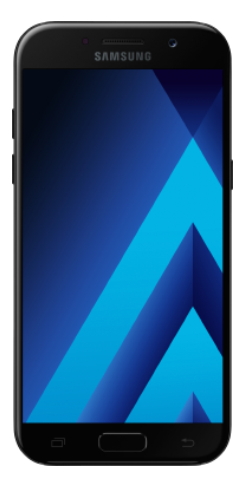 samsung galaxy a5 2017 i sort