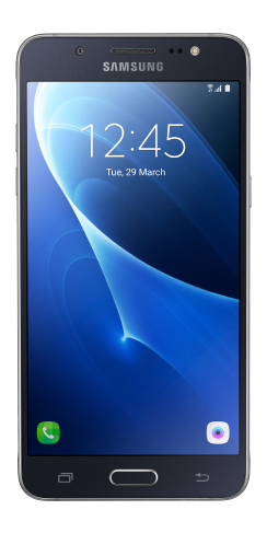 samsung galaxy j5 sort 2016